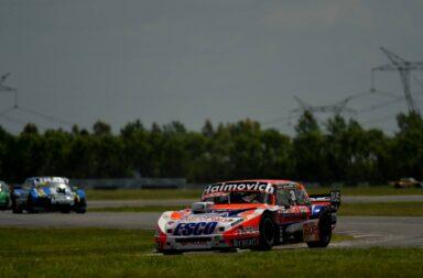 Contundente victoria de Werner en la primera carrera del TC en La Plata