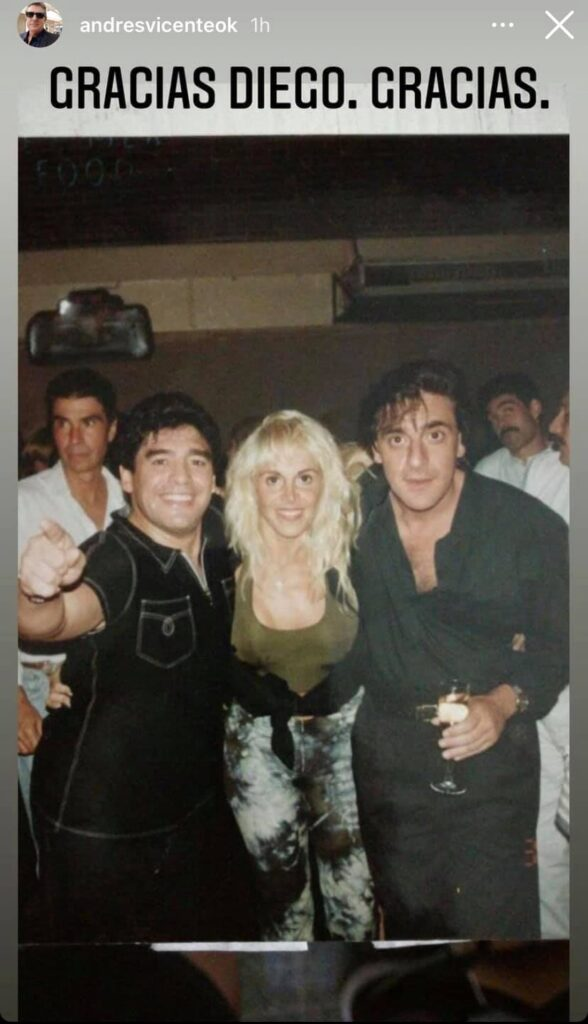 Los Cebollitas homenajearon a Diego Maradona por su triste fallecimiento