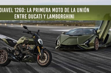 Diavel 1260: La primera moto de la unión entre Ducati y Lamborghini