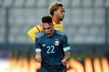 La selección ganó y gustó en Perú