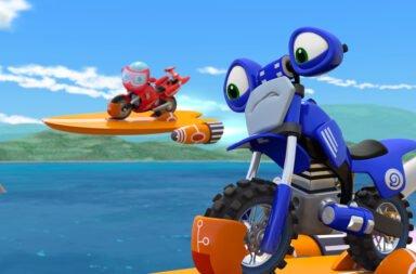 Discovery Kids enciende motores con los nuevos episodios de