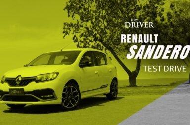 Test – Renault Sandero RS: Apariencia urbana, ADN de deportivo para pista