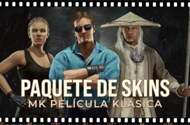 Mortal Kombat 11 con un nuevo pack de skins clásicos