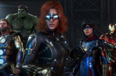 Marvel's Avengers es un fracaso