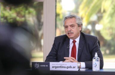 Alberto Fernández anunciará mañana el final de la fase de aislamiento en el AMBA