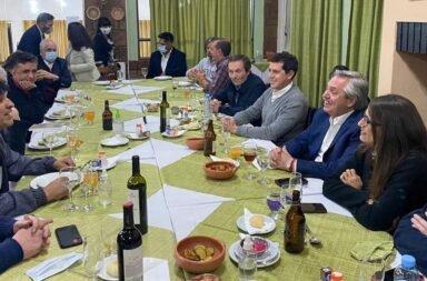 El hisopado a Alberto Fernández dio negativo pero se aislará en forma preventiva