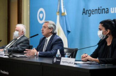 """Alberto Fernández anunció que: """"el distanciamiento sanitario continúa hasta el 20 de diciembre"""""""
