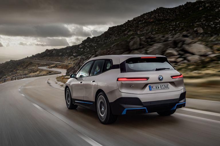 BMW iX: El flamante SUV totalmente eléctrico de la casa alemana ¿Llegará a Argentina?