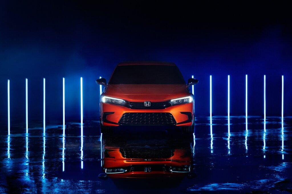 Honda muestra el concepto de la próxima generación del Civic