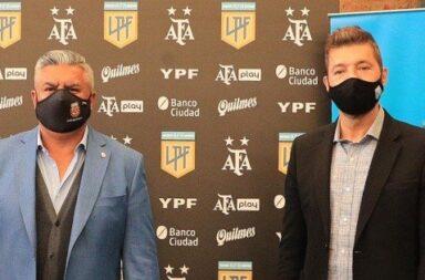 AFA y un regreso desprolijo del fútbol argentino