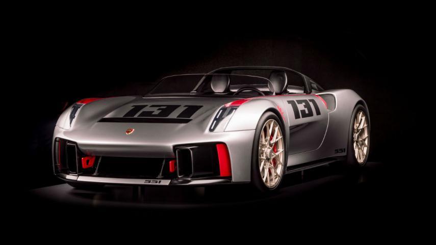 Porsche comenzó a develar sus secretos mejor guardados