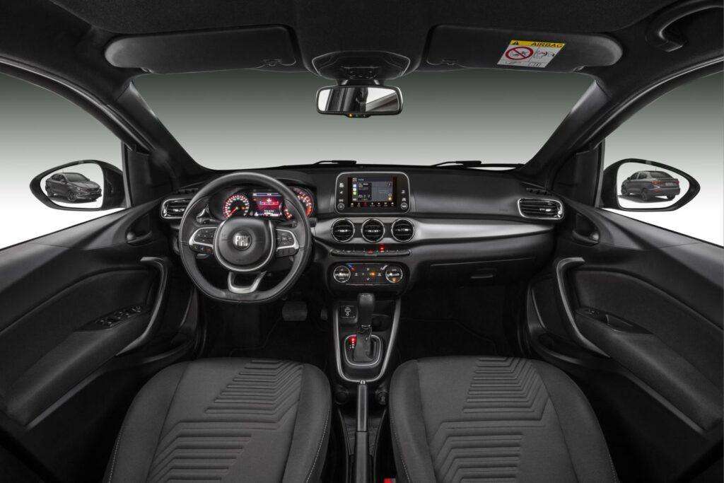 El Fiat Cronos recibió una actualización en su imagen y una nueva versión para el mercado argentino