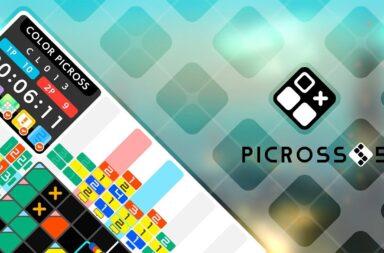 Picross S5 es anunciado oficialmente para Nintendo Switch