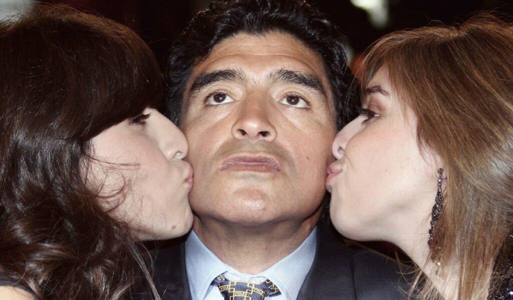 Hijas de Diego Maradona