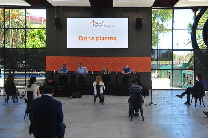 Conferencia de Fernando Polack