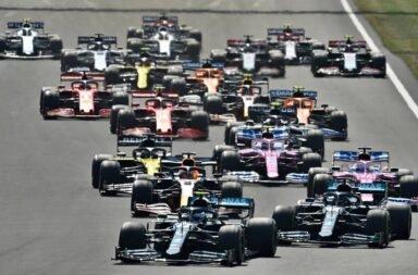La F1 presentó el calendario provisional para el 2021 con 23 fechas