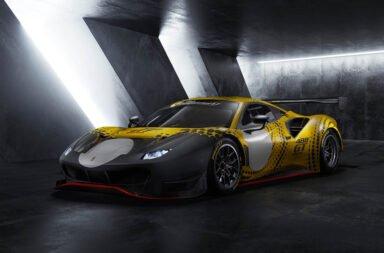 Ferrari 488 GT Modificata: Una verdadera bestia para pista de 700 caballos con un motor V8