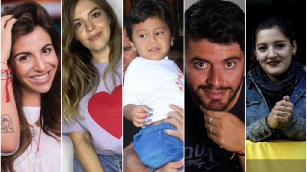 Hijos reconocidos de Maradona