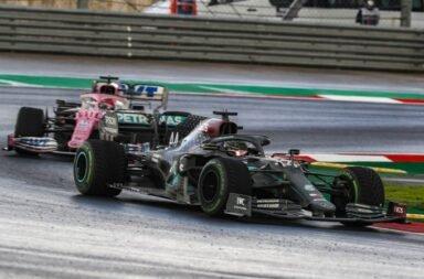 Lewis Hamilton campeón de la Fórmula Uno por séptima vez