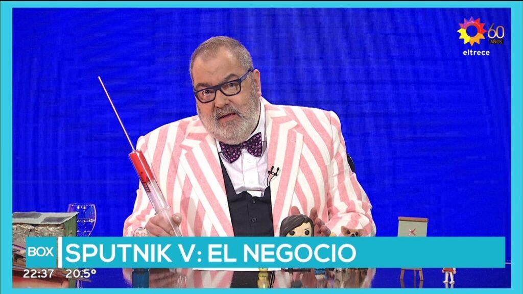 Jorge Lanata polémico: