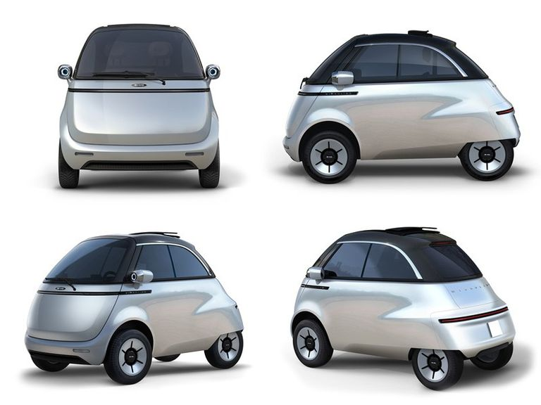 El mítico Isetta tiene sucesor, se llama Microlino 2.0