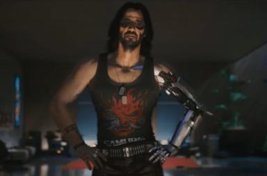 Nuevo gameplay de Cyberpunk 2077