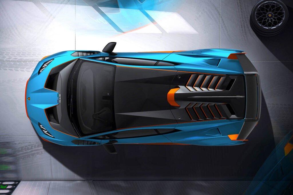 Lamborghini Huracán STO: 640 caballos y tracción trasera para saltar de la pista a la calle