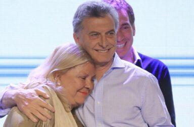 """Elisa Carrió: """"A Macri le dije que no le iba a hablar nunca más y así va a ser"""