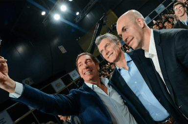Macri, Larreta y Santilli salieron en defensa de Carrió tras el  pedido para que sea indagada en la causa por espionaje