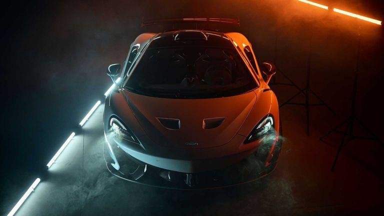 El McLaren 620R más salvaje acaba de ver la luz