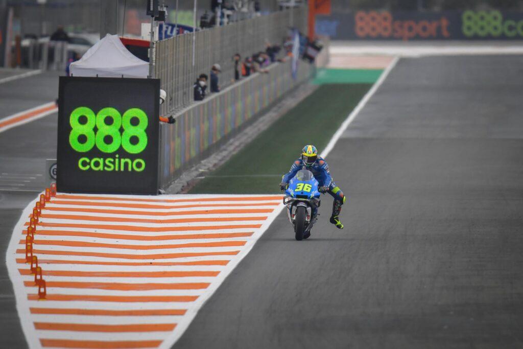 Primera victoria de Mir en el Moto GP para encaminarse al título