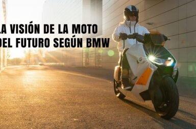 La visión de la moto del futuro según BMW