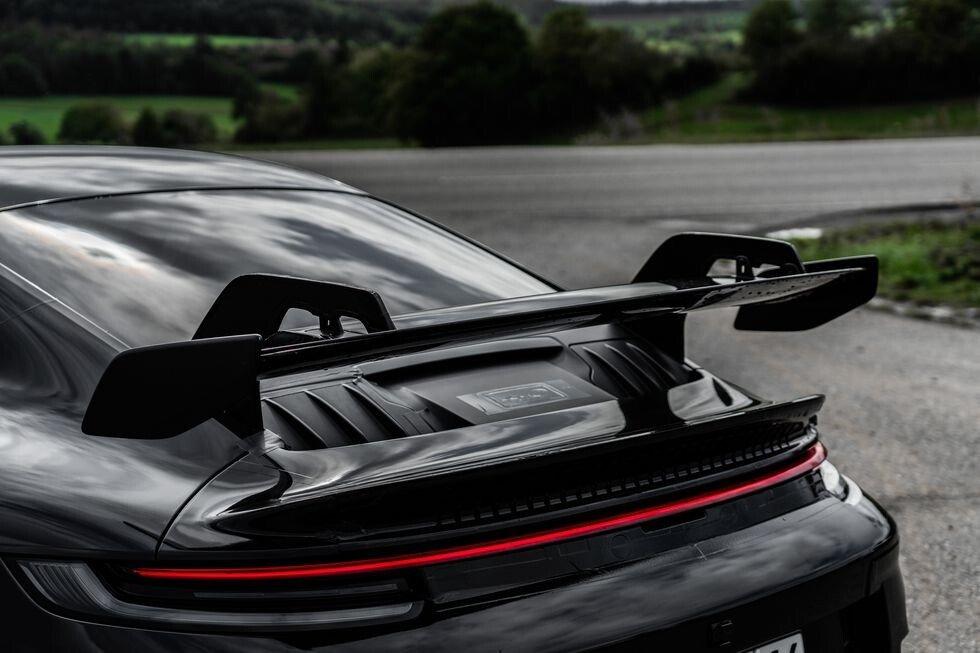 El próximo Porsche 911 GT3 tendrá 500 caballos y una caja manual