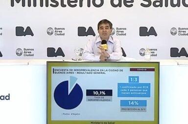 """Quirós ratificó que las clases en CABA comenzarán el 17 de febrero: """"queremos evitar un daño irreparable en los niños"""""""