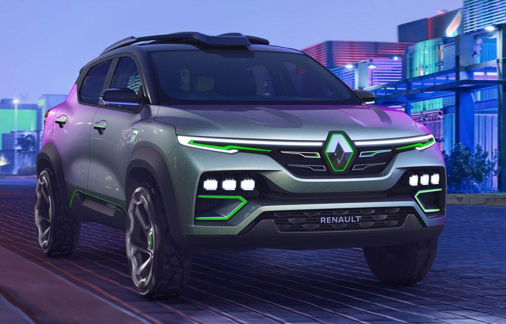 Renault Kieger: El nuevo SUV chico de la firma del Rombo ¿Llegará a Argentina?