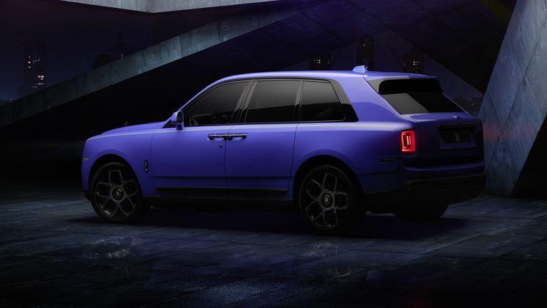 Rolls-Royce lanzó una de las colecciones más llamativas y exclusivas