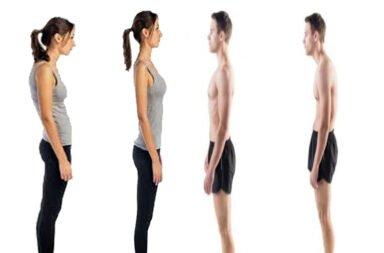 Ejercicios simples para mejorar la postura