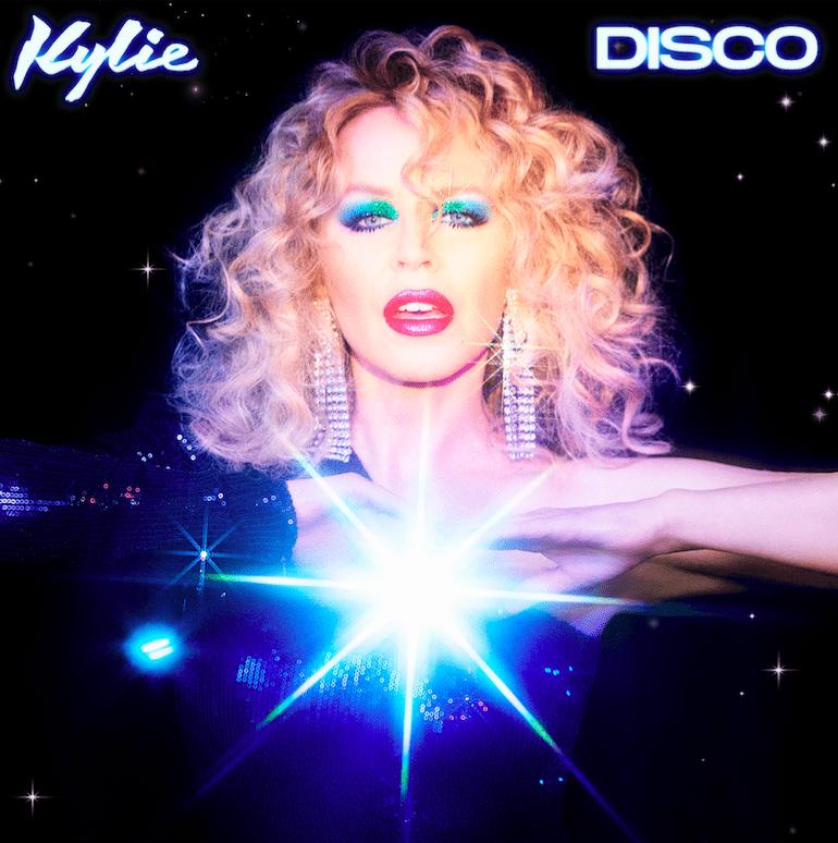 Kylie Minogue regresa con su nuevo álbum