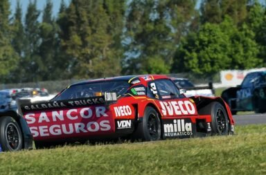 Urcera empezó con el pie derecho la Copa de Oro y se quedó con la pole position en Buenos Aires