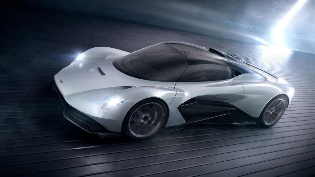 Aston Martin, entre crisis financiera y el anunció de la fecha para su primer auto 100% eléctrico