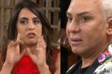 Flavio Mendoza y Victoria Donda