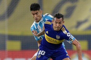 Boca eliminó a Racing y está en semifinales de la Libertadores