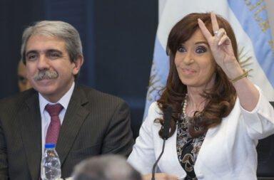 """Aníbal Fernández, sobre las declaraciones de Cristina: """"Puede decir lo que quiera porque siempre defendió los intereses del pueblo"""""""