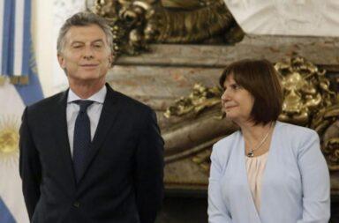 """""""No haga política barata"""", el reclamo de Bullrich a Fernández por la custodia de Mauricio Macri"""