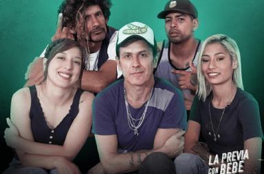 """Coti grabó una versión de """"Días"""" junto a artistas de La Cava"""