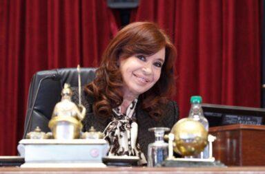 El mensaje de Cristina Fernández de  Kirchner por la Navidad