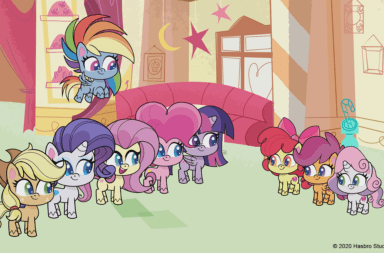 Discovery Kids estrena 'MY LITTLE PONY: PONY LIFE'
