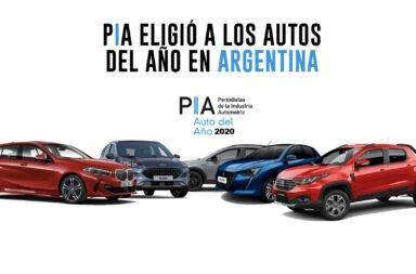 PIA eligió a los Autos del 2020 en Argentina ¿Cuáles son?