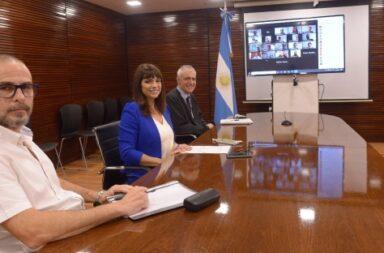 Rosario Lufrano asumió la presidencia del Consejo Federal de Tv Pública