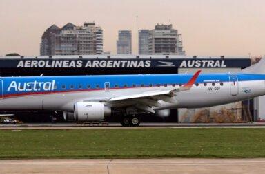 Aerolíneas Argentinas y Austral